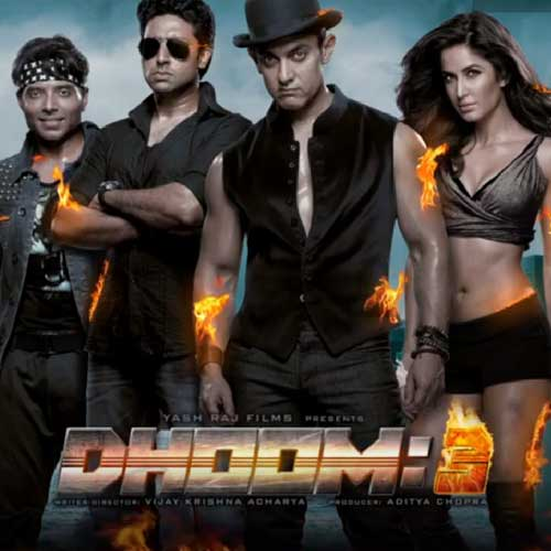 ENTERTAINMENT TADKA: Dhoom 3 new motion poster out ...