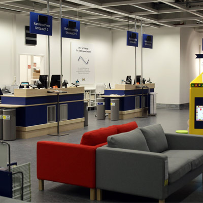an ikea store in berlin germany. Black Bedroom Furniture Sets. Home Design Ideas