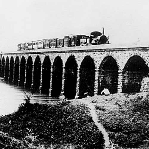 Pic courtesy: Central Railway archives