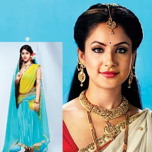 Sonarika Bhadoria and Puja Bose