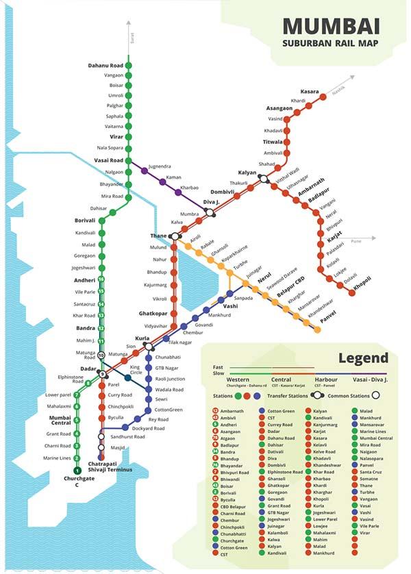 Train Map Relat...