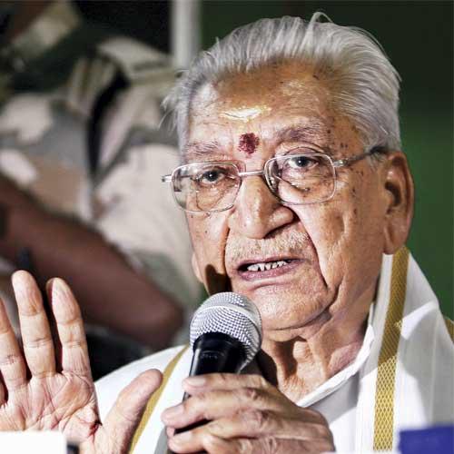 Ashok Singhal.