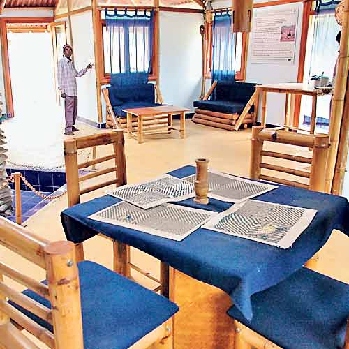 Ahmedabad Bamboo Furniture To Beautify Your Homes Latest News Updates At Daily News Analysis
