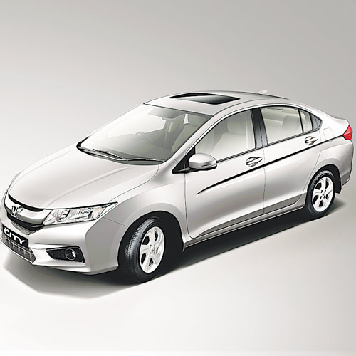 Car Review With New City Honda Redefines Entry Level Sedan Segment