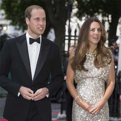 Happy 32nd Birthday Kate Middleton: More Family Time On