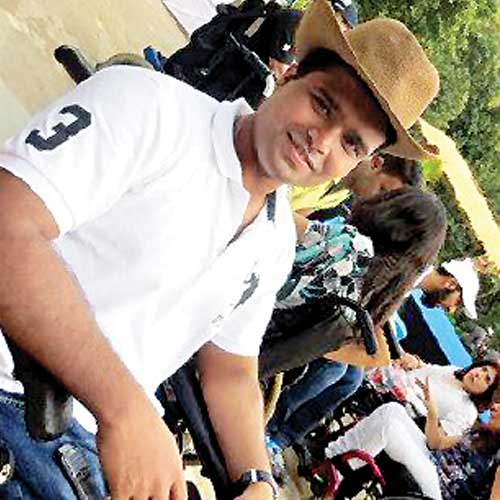 Anup Chandran, a bank employee, had  gone to attend his friend's birthday party at the Tryst club.