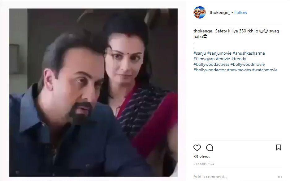Sanju: Why is Sanjay Dutt having 308 girlfriends such a ...