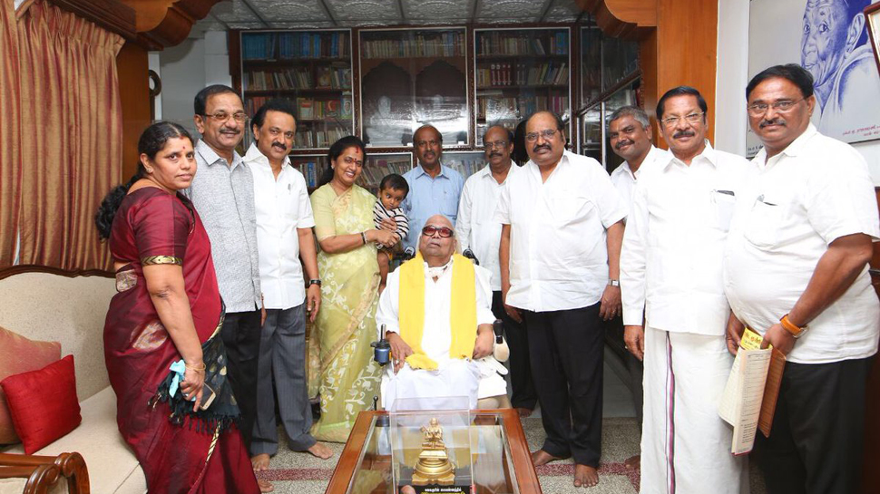 cho karunanidhi meet the parents