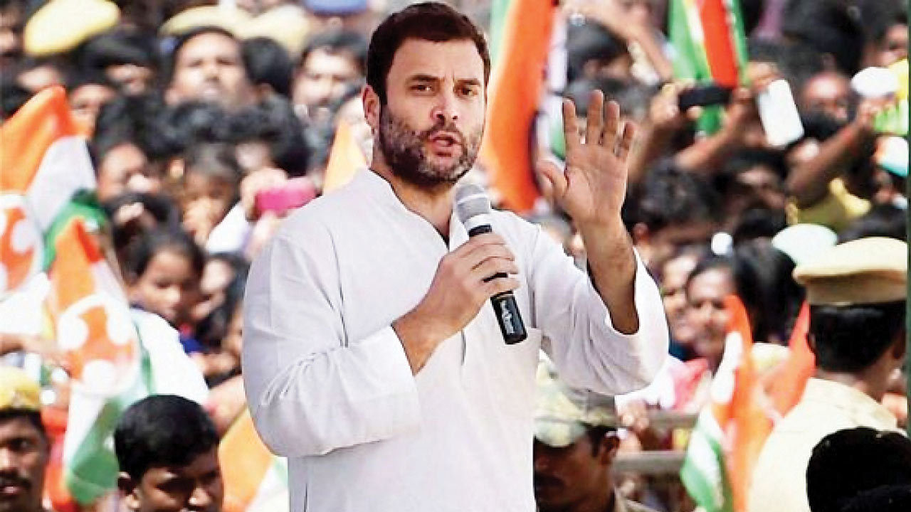 Barrage of complaints hit Rahul Gandhi in meet with district unit chiefs