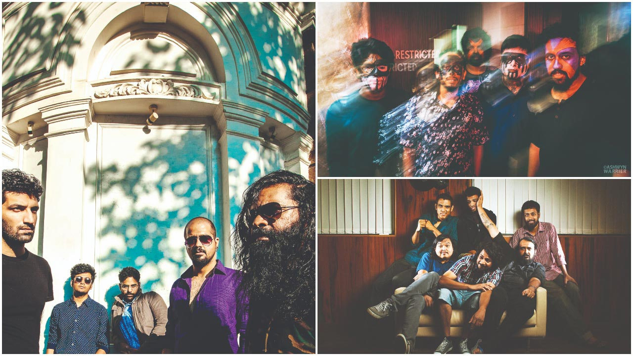 Indian progressive bands Daira, Paradigm Shift and Blakc talk about their triple release 'Epic Shor'