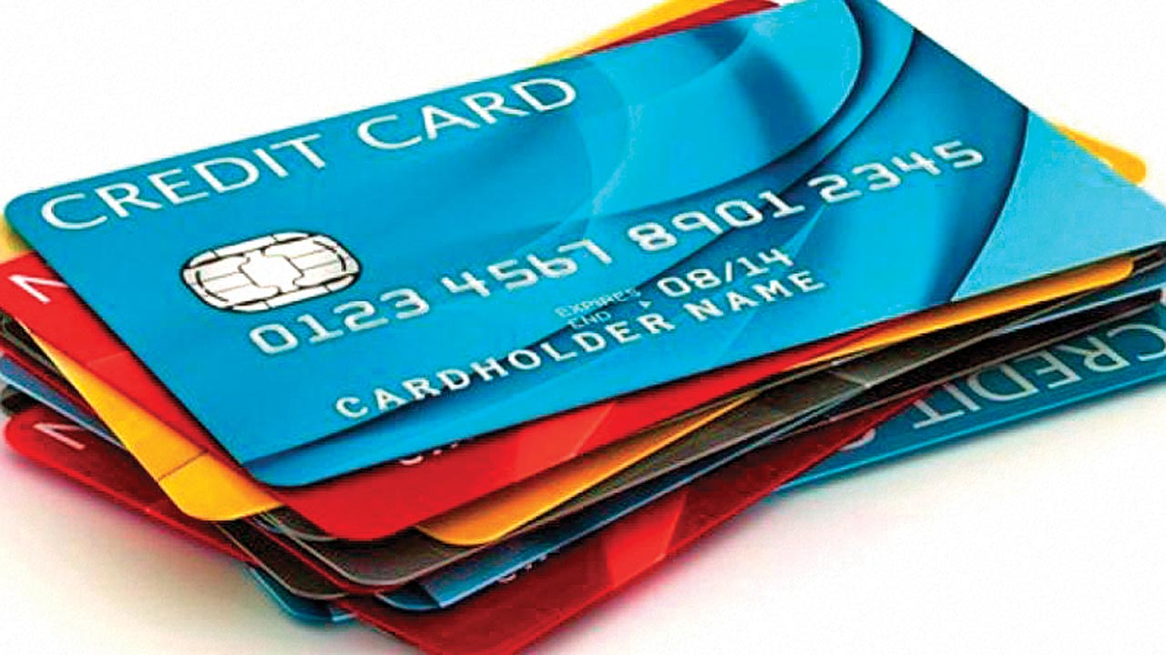 Credit cards can harm credit score the most