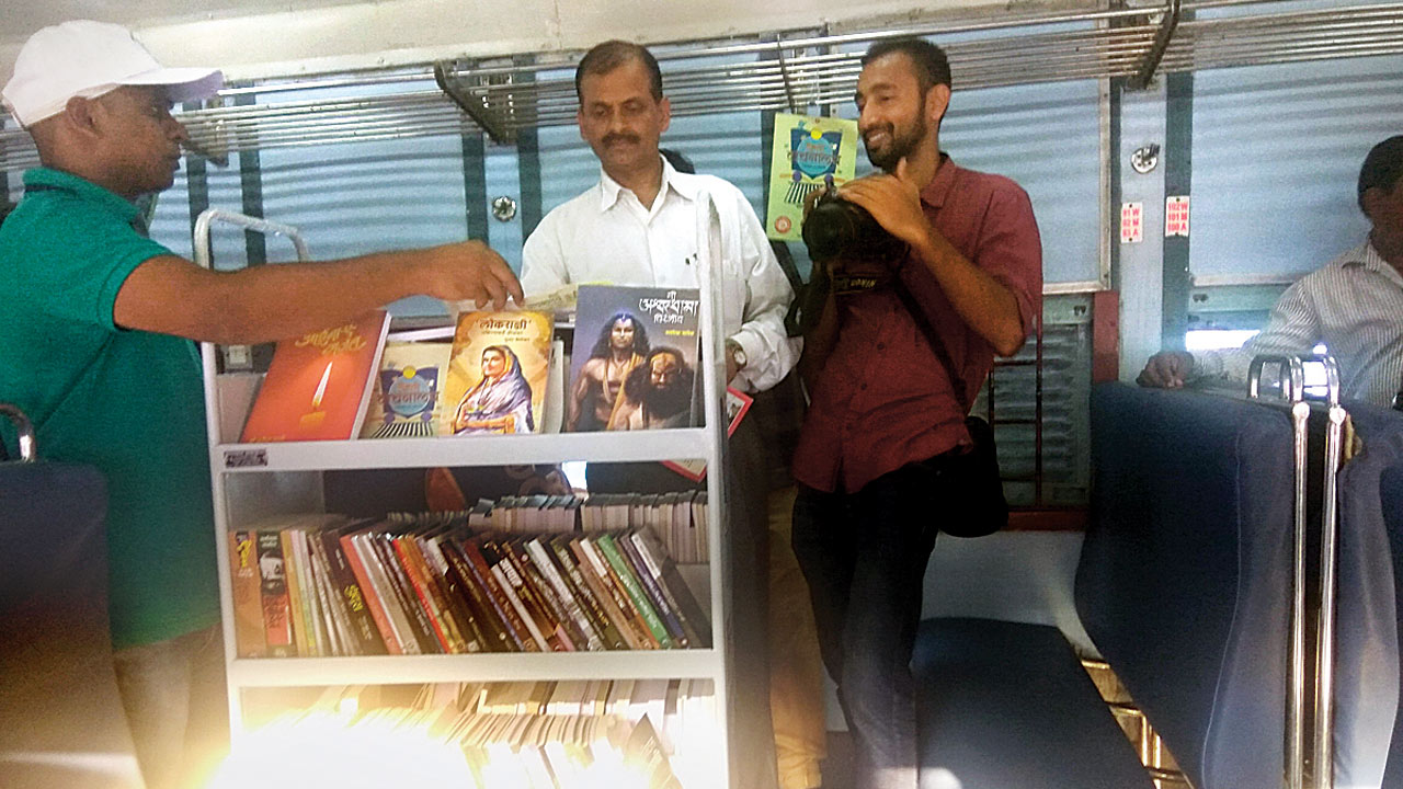 Books on Wheels: Indian Railways introduces moving library for readers