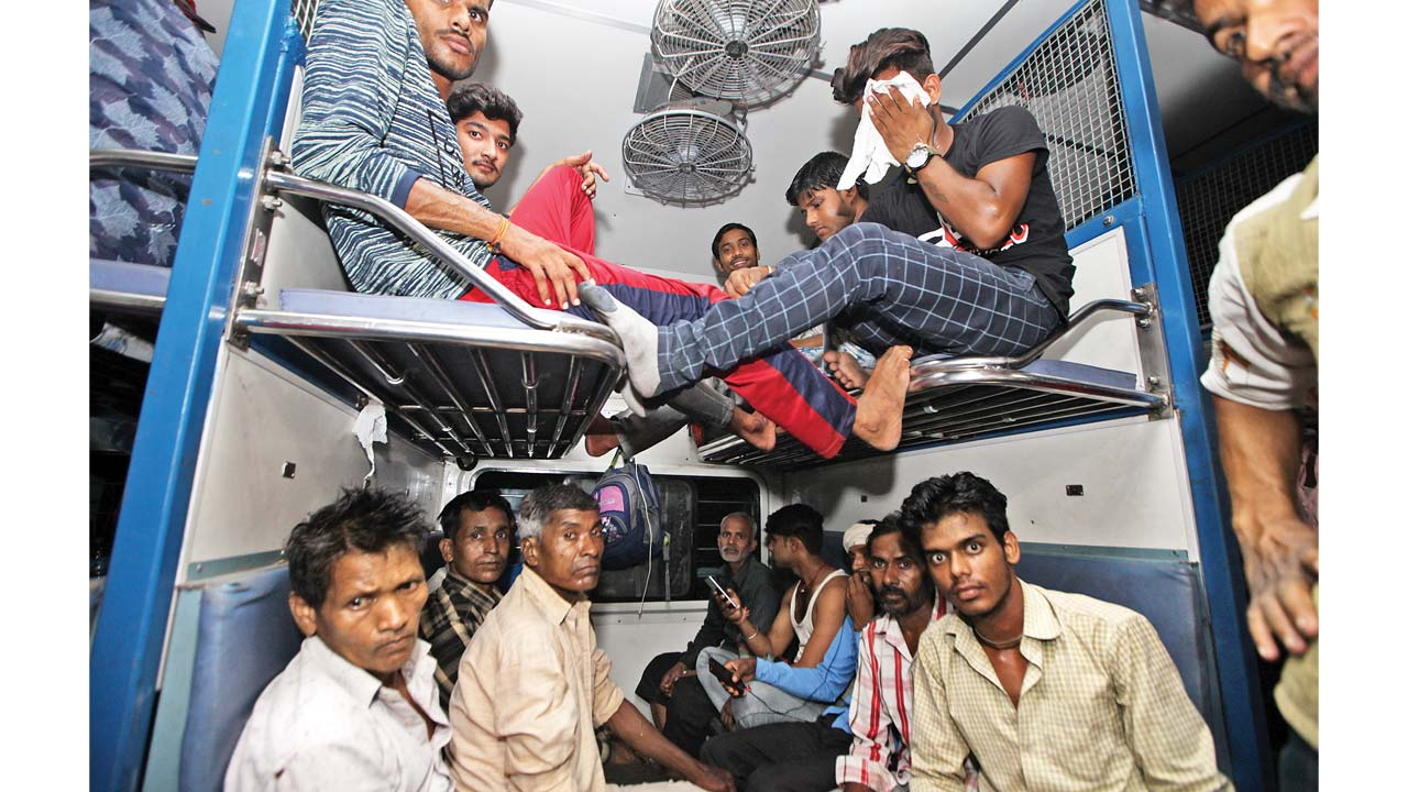 Sufficient measures taken to protect migrants: Gujarat government