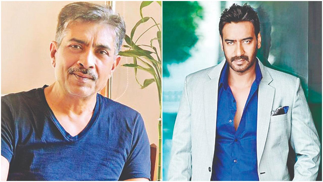 Ajay Devgn, Prakash Jha to team up once again?