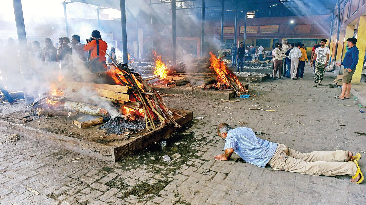 Flipboard amritsar train accident everyone failed punjab