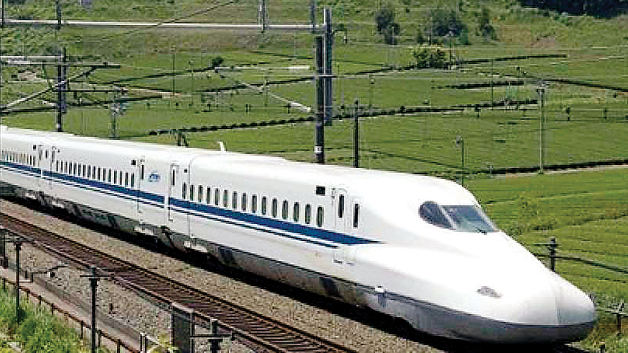 Bullet train: Agreement inked for Rs 9,600 cr loan tranche