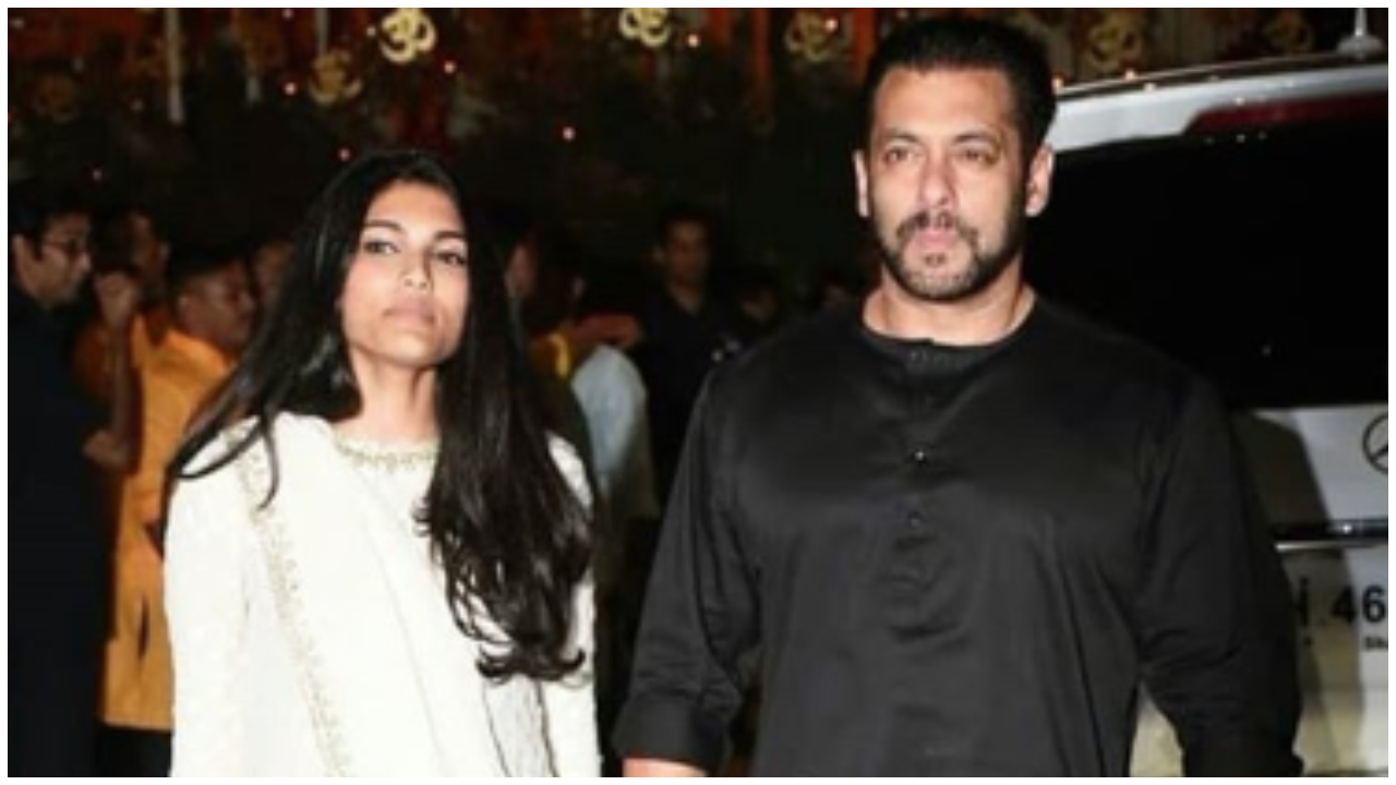 Salman Khan's niece Alizeh Agnihotri to debut soon, but not with 'Dabangg 3'
