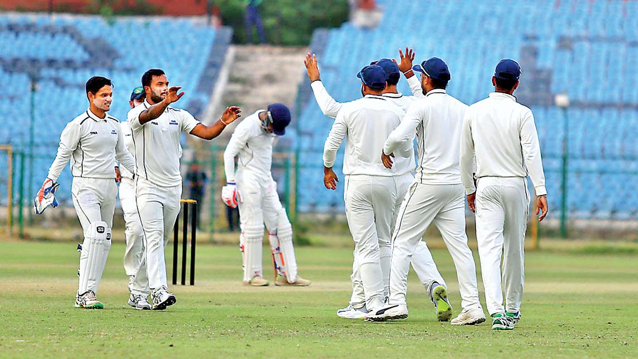 Ranji Trophy: After batting collapse, tough for Rajasthan to turn things around