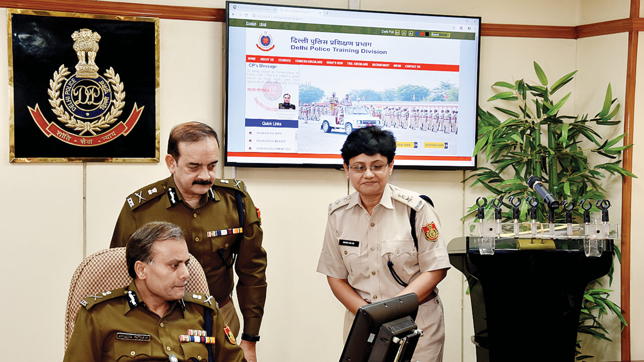 Delhi Police launches e-learning portal for training its personnel