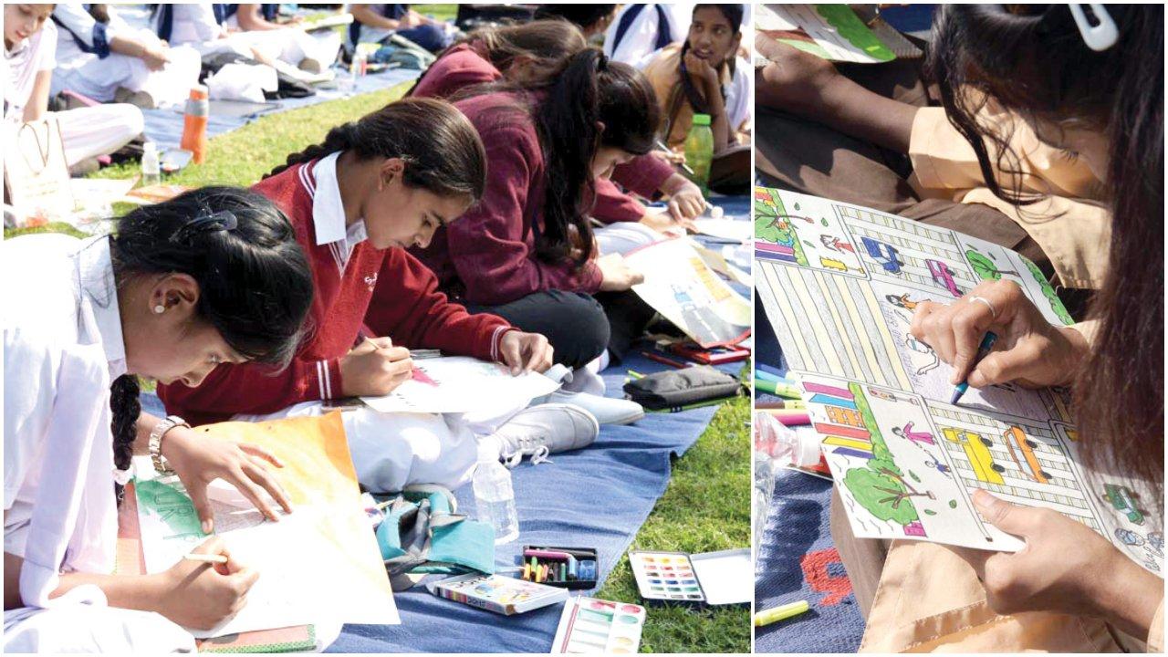 Jaipur: Fun activities mark Children's Day
