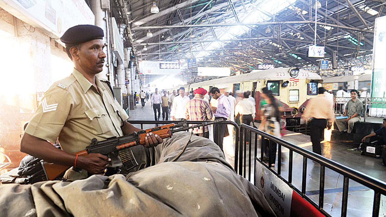 NEVER FORGET 26/11: Indian Railways revamps security apparatus to thwart terror hits