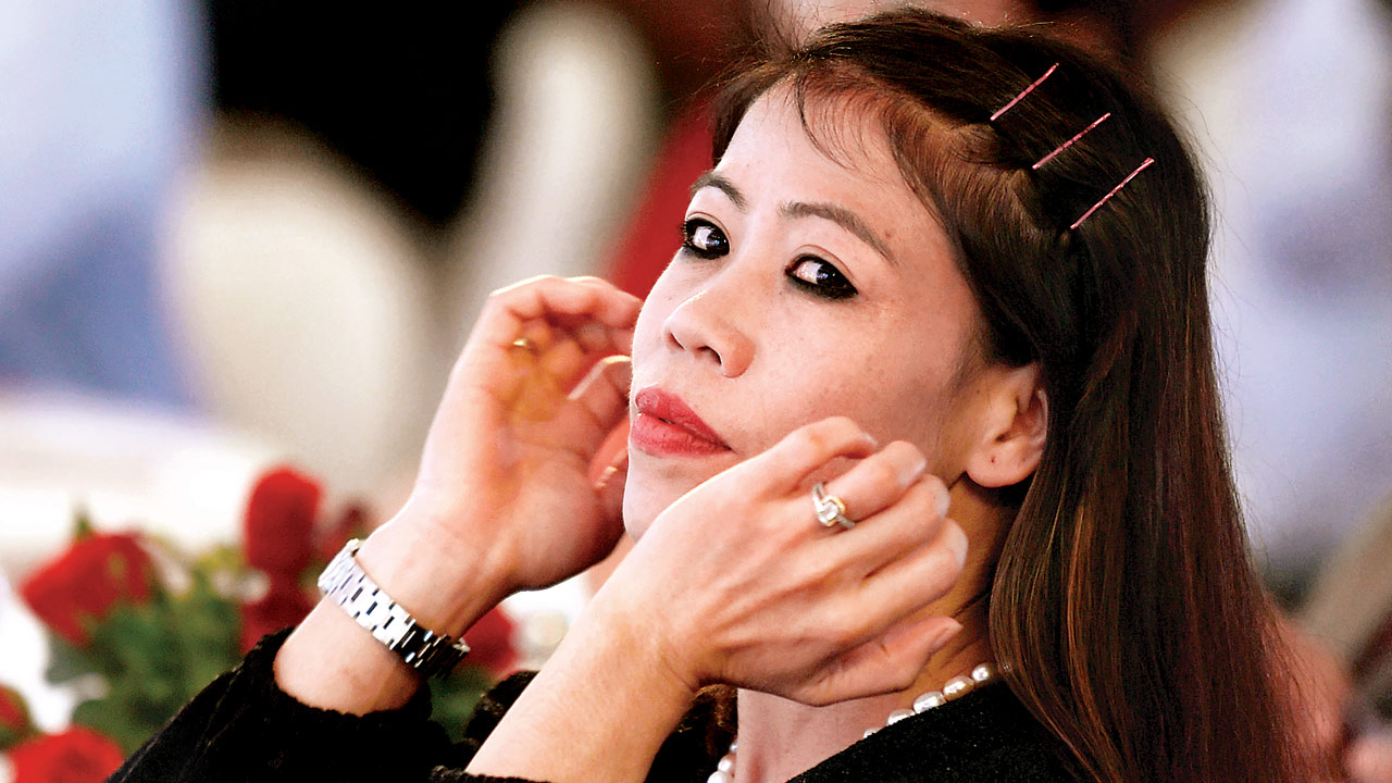 'Young boxers are smart, clever but I'm better', says Mary Kom