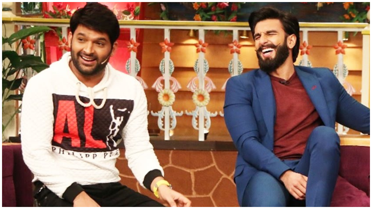 The Kapil Sharma Show: After Salman Khan, Ranveer Singh to be a guest on the show?