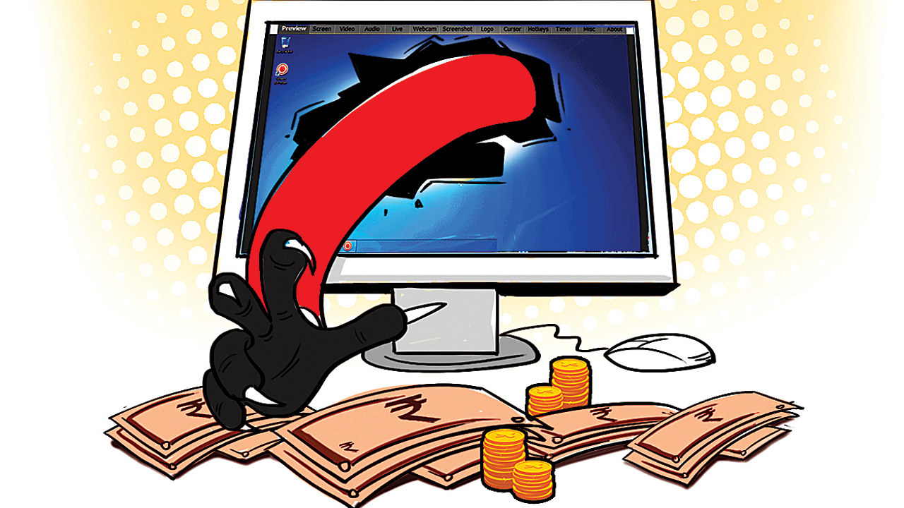 Mumbai: Diamond trading firm's bank account hacked, two arrested
