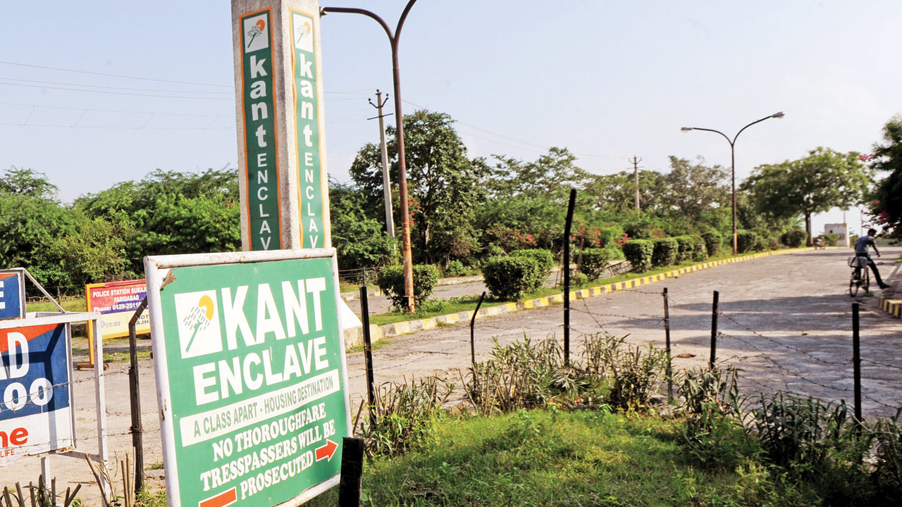 Kant Enclave: Brief relief for 33 residents till March 31