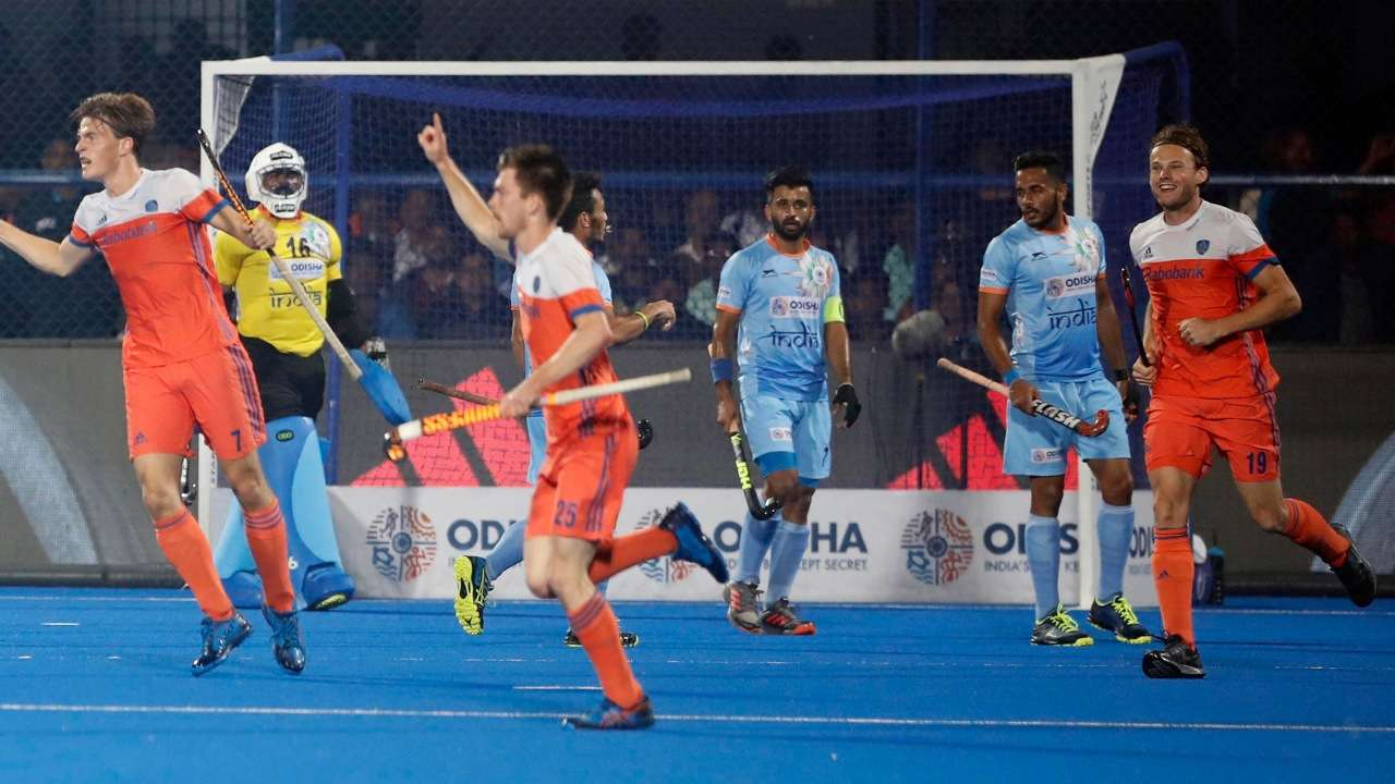 e5059508d DNA Edit  Hockey World Cup dreams soured - India lost to a superior team