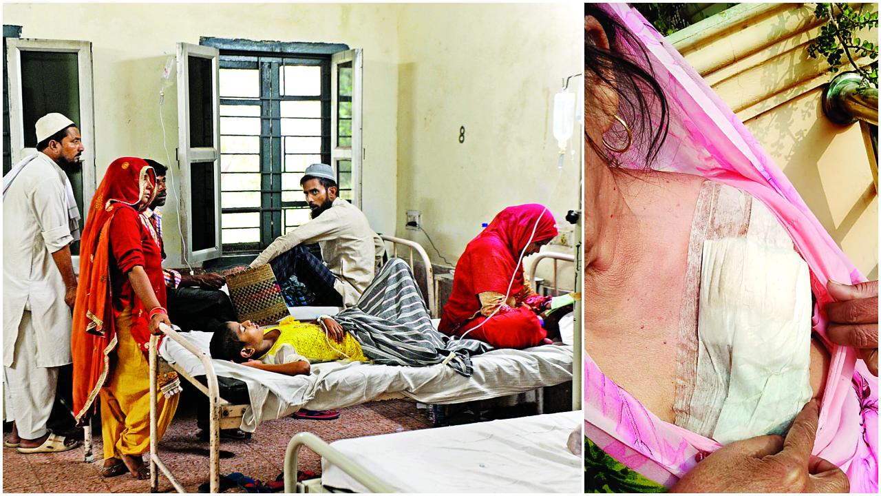 Delhi: 62-year-old woman fights for life as pacemaker comes out and hospitals refuse admission