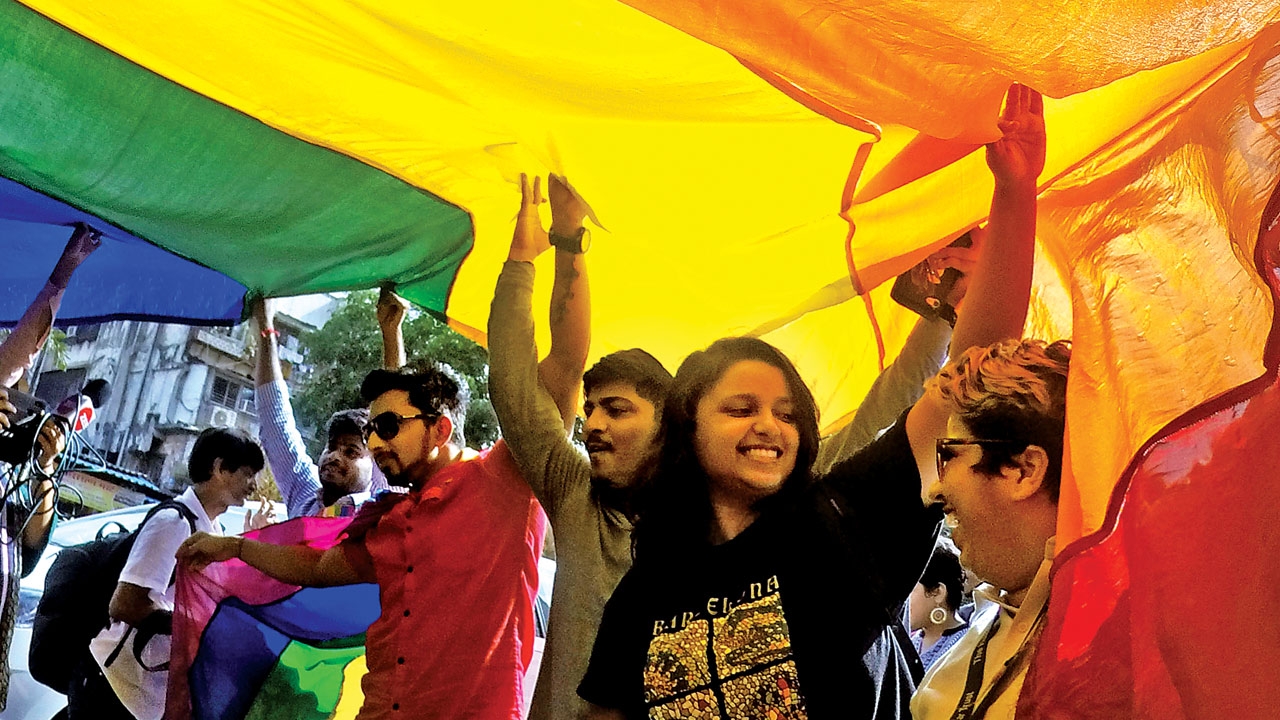 Pride for all: This year's Pride Parade month to celebrate repeal of Section 377
