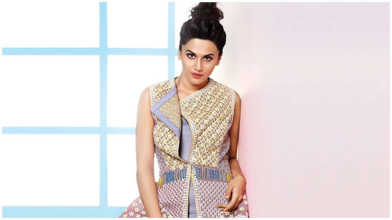 Taapsee Pannu takes on troll who said he loved her body parts like a boss