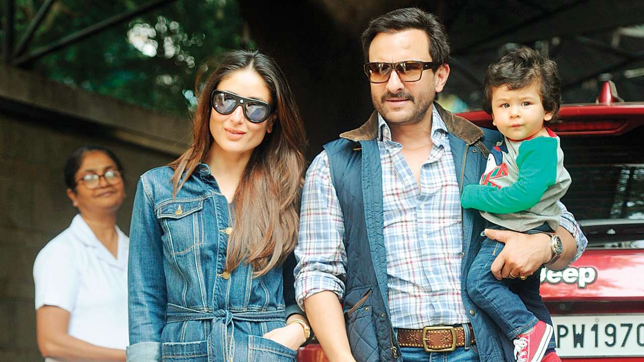 Saif Ali Khan reveals Taimur's birthday plans in Cape Town: 'We are going to ride horses and see some big cats'