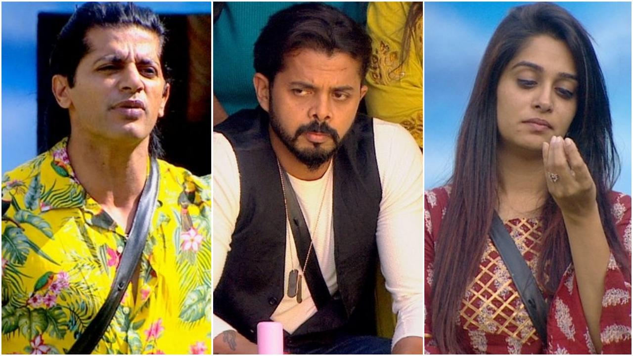 'Bigg Boss 12' December 18, 2018 Written Update: Karanvir Bohra, Sreesanth have a showdown, Dipika Kakar upset with Sree