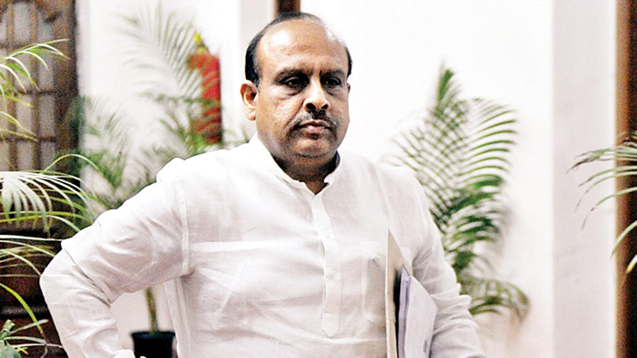 Shohrabuddin Sheikh encounter case: Congress started propaganda against BJP, says Vijender Gupta