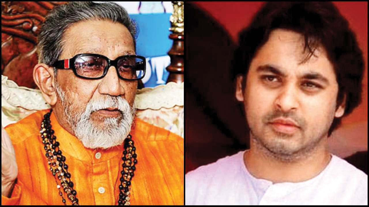 Nilesh Rane levels serious charges against Bal Thackeray