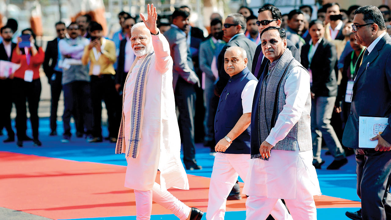 Vibrant Gujarat Summit to kick off from today