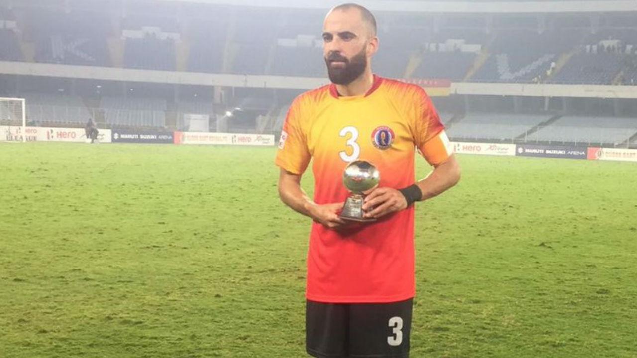 I-League 2018-19: Santos Colado strike hands East Bengal 1-0 win against Indian Arrows