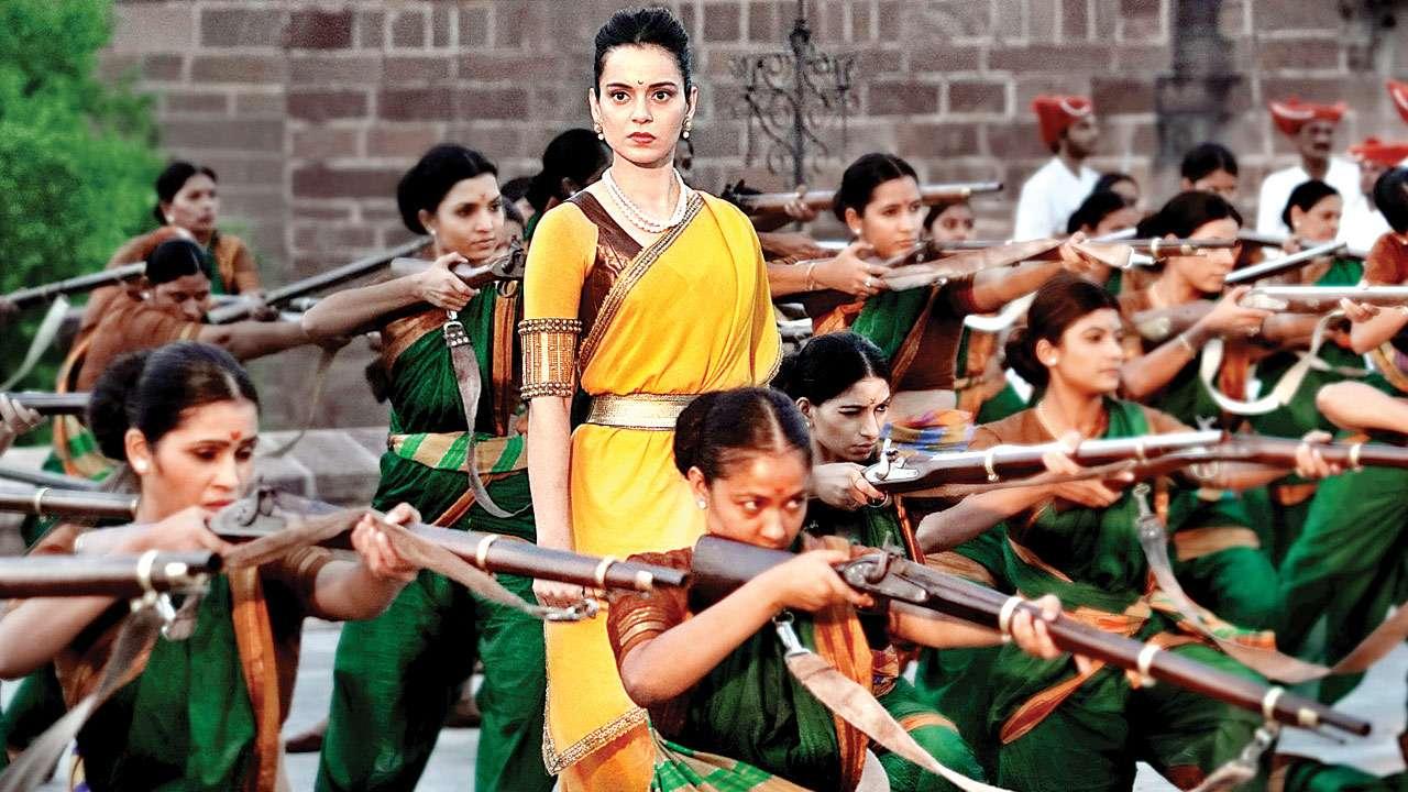 'Won't let her walk in Maharashtra, will burn her film sets': Karni Sena threatens Kangana Ranaut over 'Manikarnika'