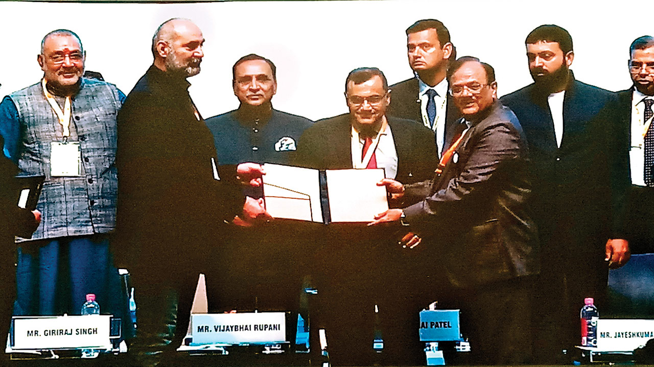 Vibrant Gujarat Summit 2019: 21,000 MoUs signed in MSME sector