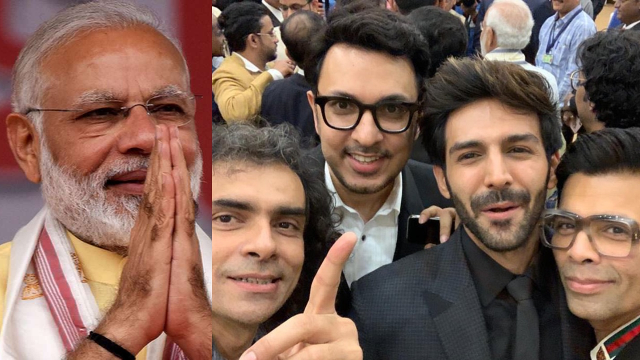 Imtiaz Ali posts 'Losers' backfie' with Narendra Modi, PM's sassy response is winning hearts