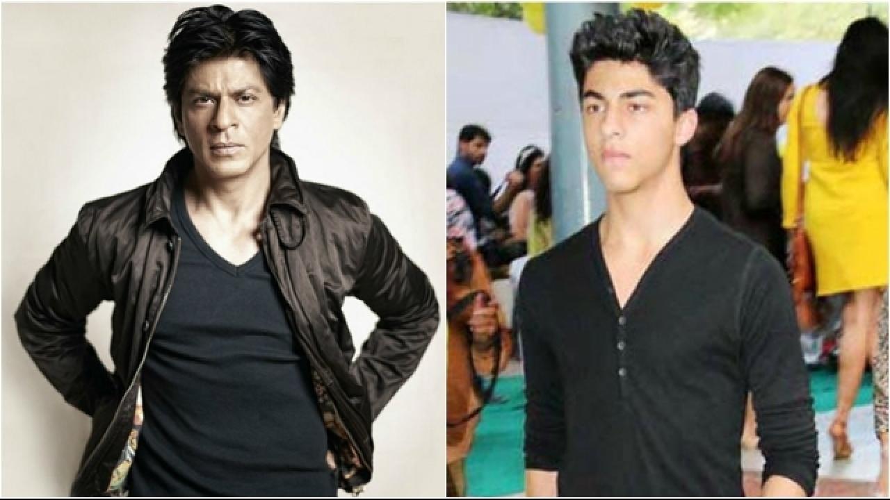 Shah Rukh Khan's son Aryan Khan's Facebook account gets HACKED!