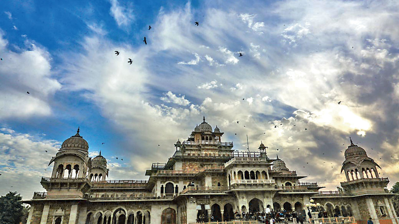 Western disturbance triggers rains in parts of Rajasthan