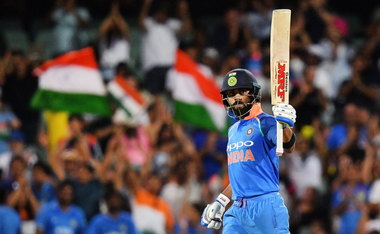 India vs New Zealand: Another match, another record; King Kohli surpasses Brian Lara to enter top-10 ODI run-getters