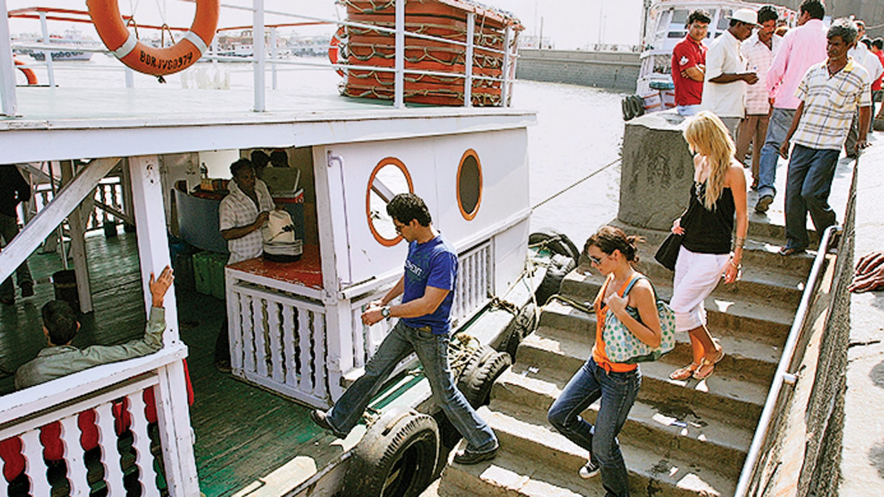 Mumbai: Sea cab pushes state bodies to get going on their own ferry service