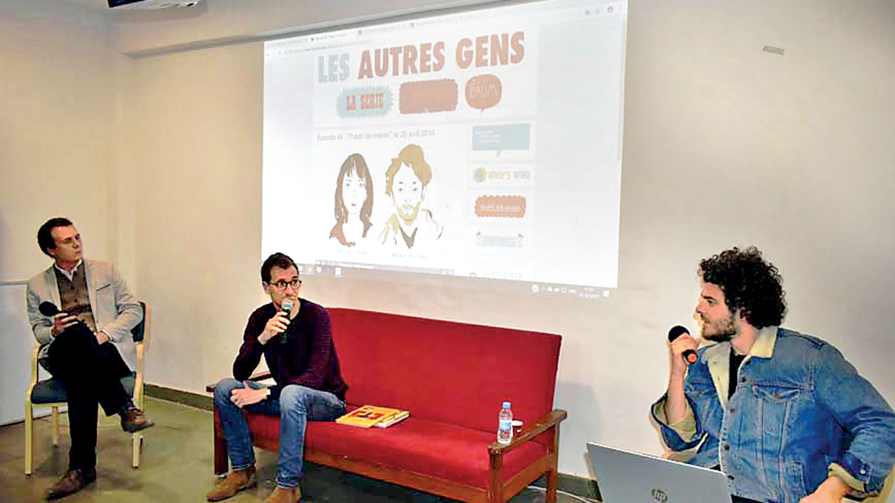Digital media a new platform for writers