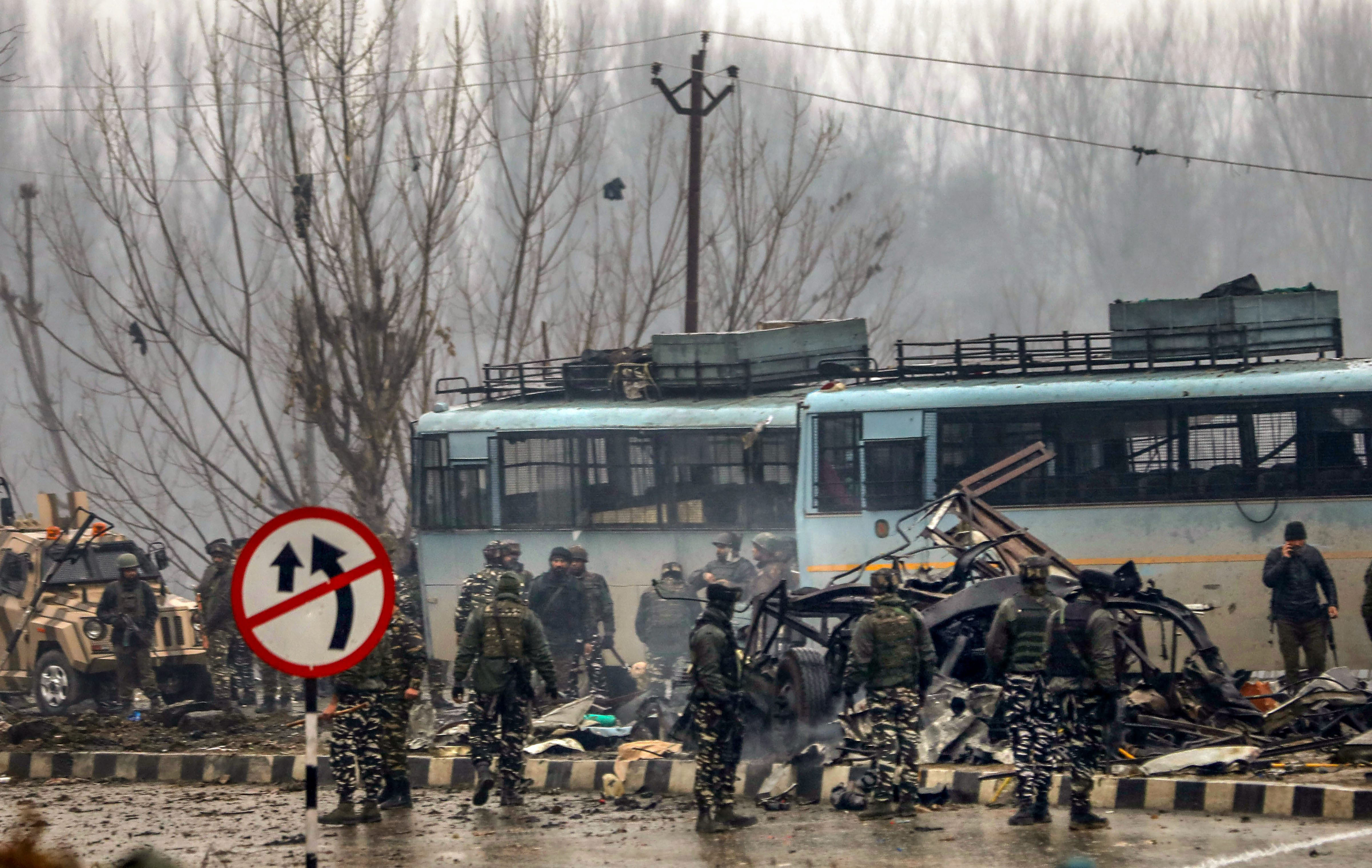 Pulwama Terror Attack: US, Russia and others condemn killing of CRPF jawans