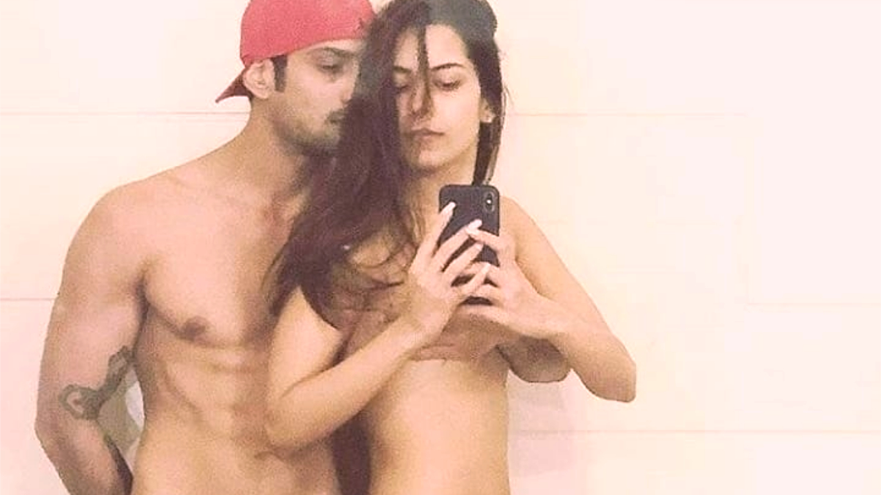 Trolls rip apart Prateik Babbar and Sanya Sagar for sharing topless picture on Instagram