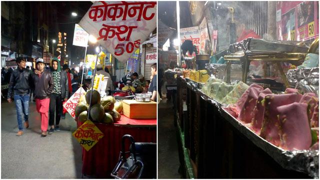 Fifty shades of veg at Indore's Sarafa bazaar